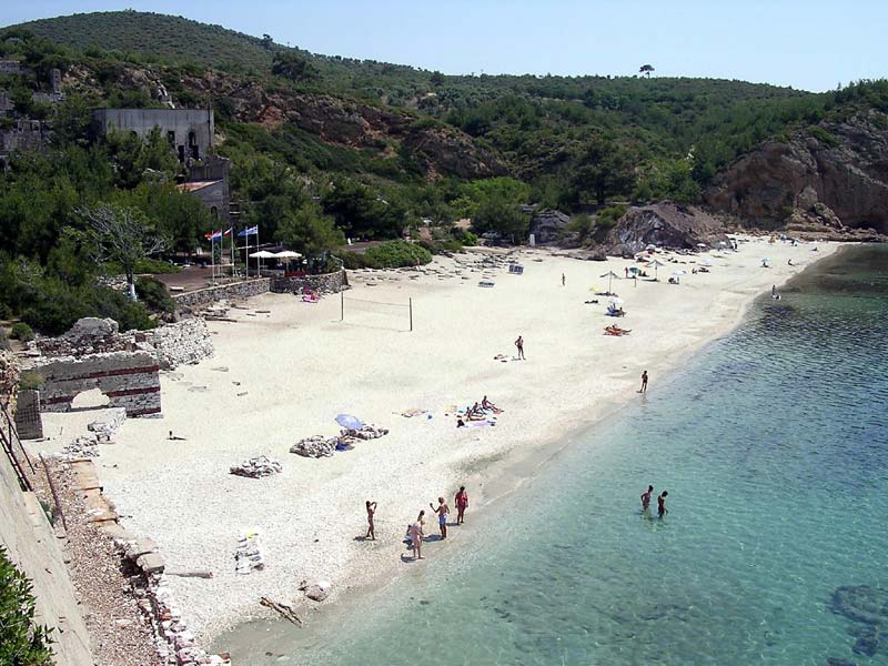 THASSOS PHOTO GALLERY - Metalia beach