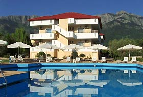 KORINA  HOTELS IN  Skala Potamias