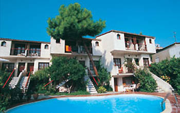 KIPOS  HOTELS IN  Thassos Town